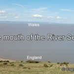 The Mouth of the River Severn