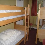Youth Hostel - bunk beds
