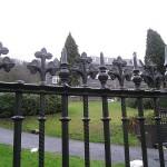 Youth Hostel railings