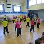 Street Dancers at St Johns