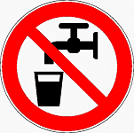 No piped water