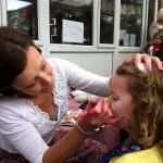 Mrs Casewell Facepainting