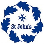 St Johns School Logo 200