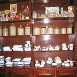 Inside the Grocer Shop