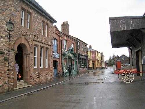 Blist Hill Street