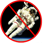 No Space Travel