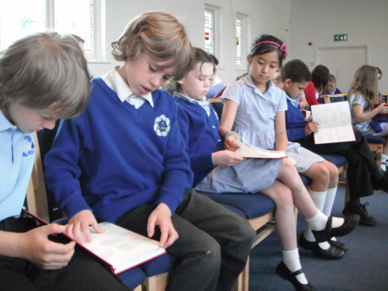 Homework   St John's Primary School, Sevenoaks